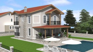 NEW BUILD DETACHED VILLA DS1508