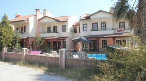 Semi Detached Villa in Dalyan