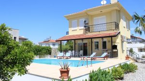 Detached Villa in Quiet Location