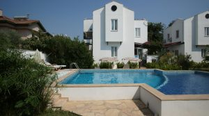 Detached Bodrum Style Villa in small Complex