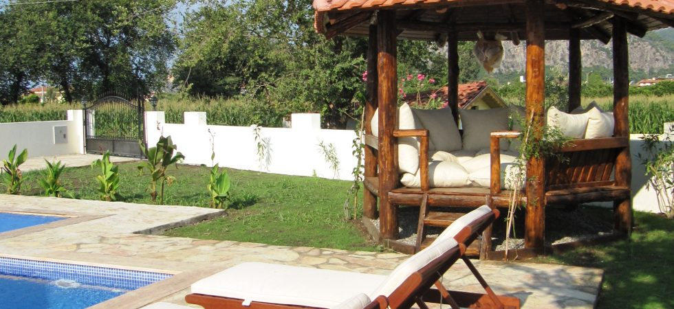 Sun Loungers and Kosk (2)