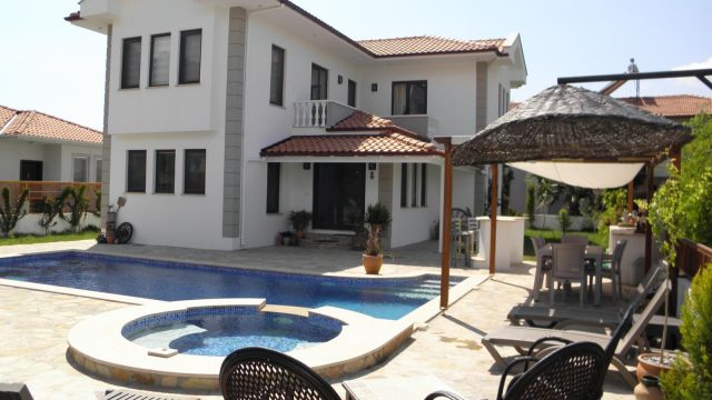 LUXURY Detached Villa for sale in DALYAN.