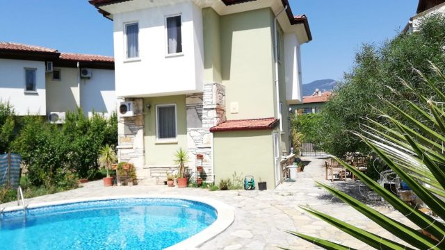 DETACHED Villa for Sale in Gulpinar.