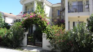 Lovely GROUND FLOOR Apartment for sale in DALYAN.